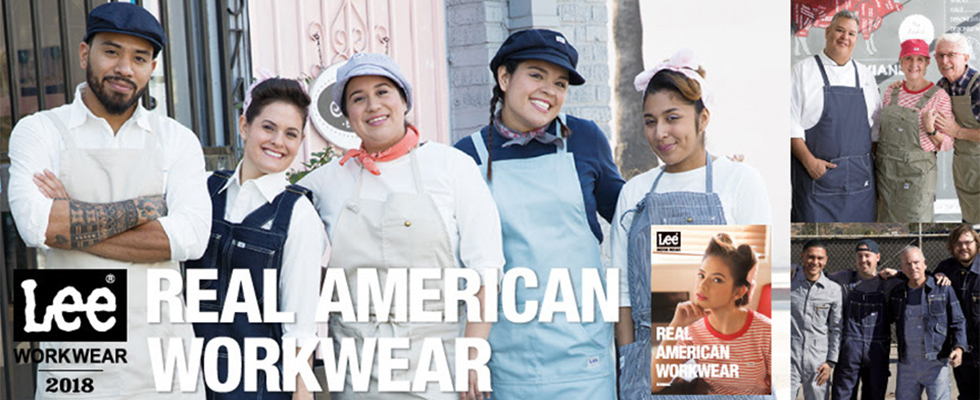 REAL AMERICAN WORKWEAR